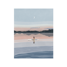 Les Barbos Affiche 8x10 - Crépuscle
