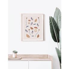 Les Barbos Affiche 8x10 - Champignons
