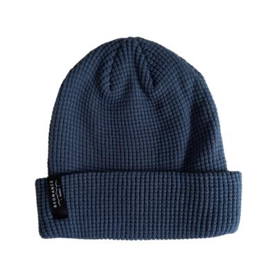 Bromance Tuque gaufré - Bleuet