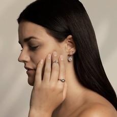 Neuf vingt cinq Boucles d'oreilles - Les Lunaires