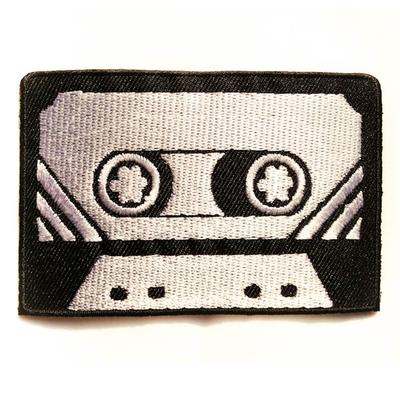 Tattoo it Écusson - Cassette Retro