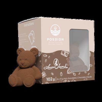 Poseidn Mélange 3D - Chocolat chaud Laura Secord