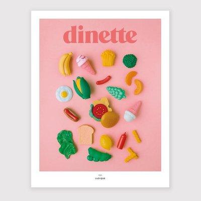 Dînette magazine Dinette magazine 021 - Ludique