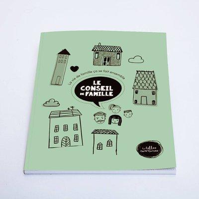 Cahier conseil de famille