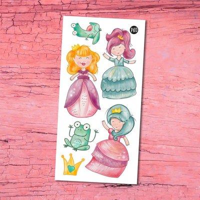Picotatoo Tatouage - Princesses