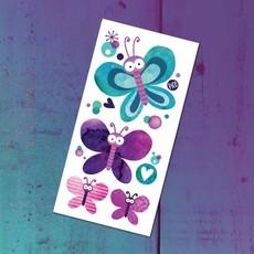 Picotatoo Tatouage - Papillons