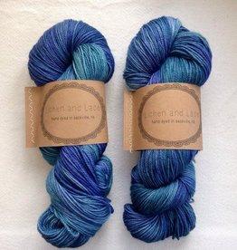 LL 80/20 Sock - Blue Lagoon