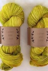 LL 80/20 Sock - Citron