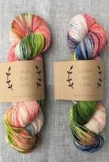 LL 80/20 Sock - Marsh Lily