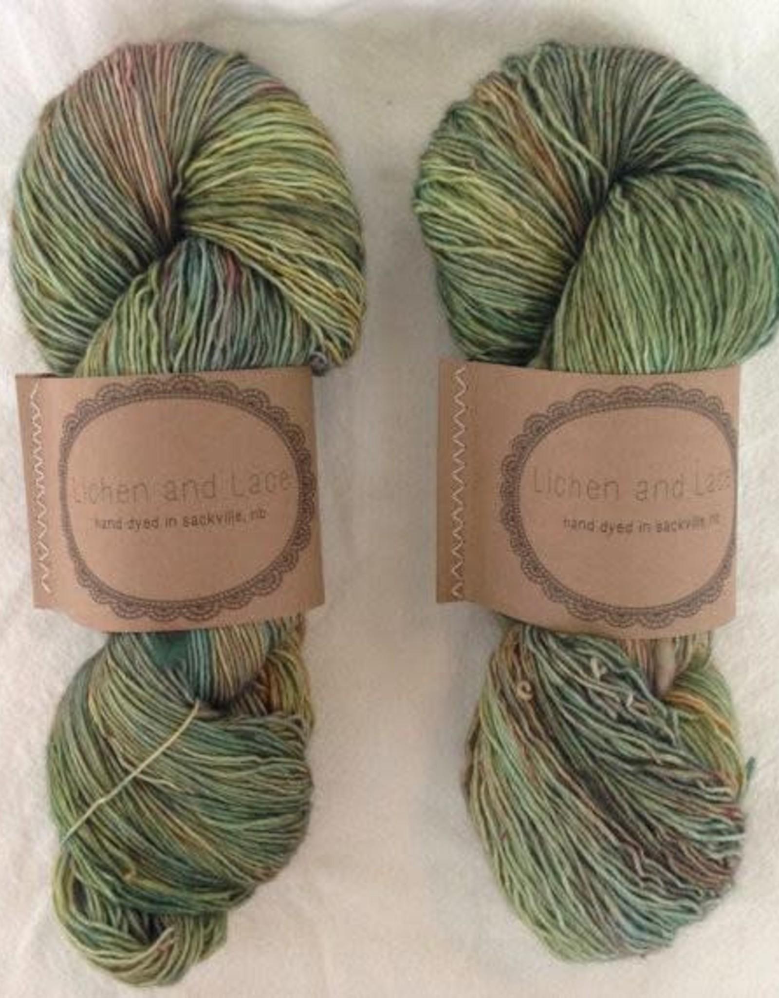 LL 80/20 Sock - Sea Grass
