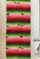 BC Bis-Sock Watermelon Melon D'eau