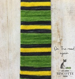 BC Bis-Sock On The Road Again