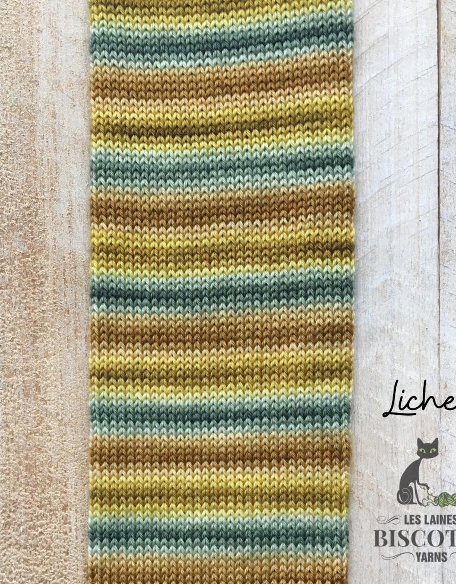 BC Bis-Sock Lichen