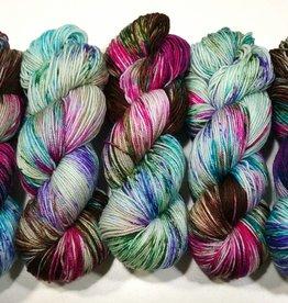 EOA - Prairie Sock - Hydrangea