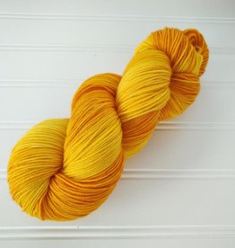 Log House Cottage - Semi-Solids Golden Yellow