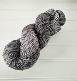 Log House Cottage - Semi-Solids Grey