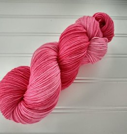 Log House Cottage - Semi-Solids Pink Melon
