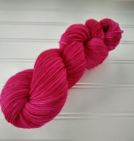 Log House Cottage - Semi-Solids Magenta Pink