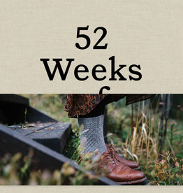 Book - 52 Weeks of Socks by Laine