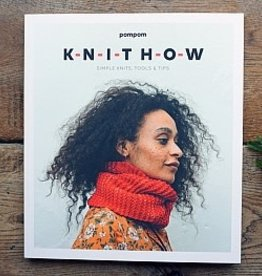 Book - Knit How by Pom Pom Quarterly