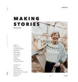 Making Stories Magazine Issue 1