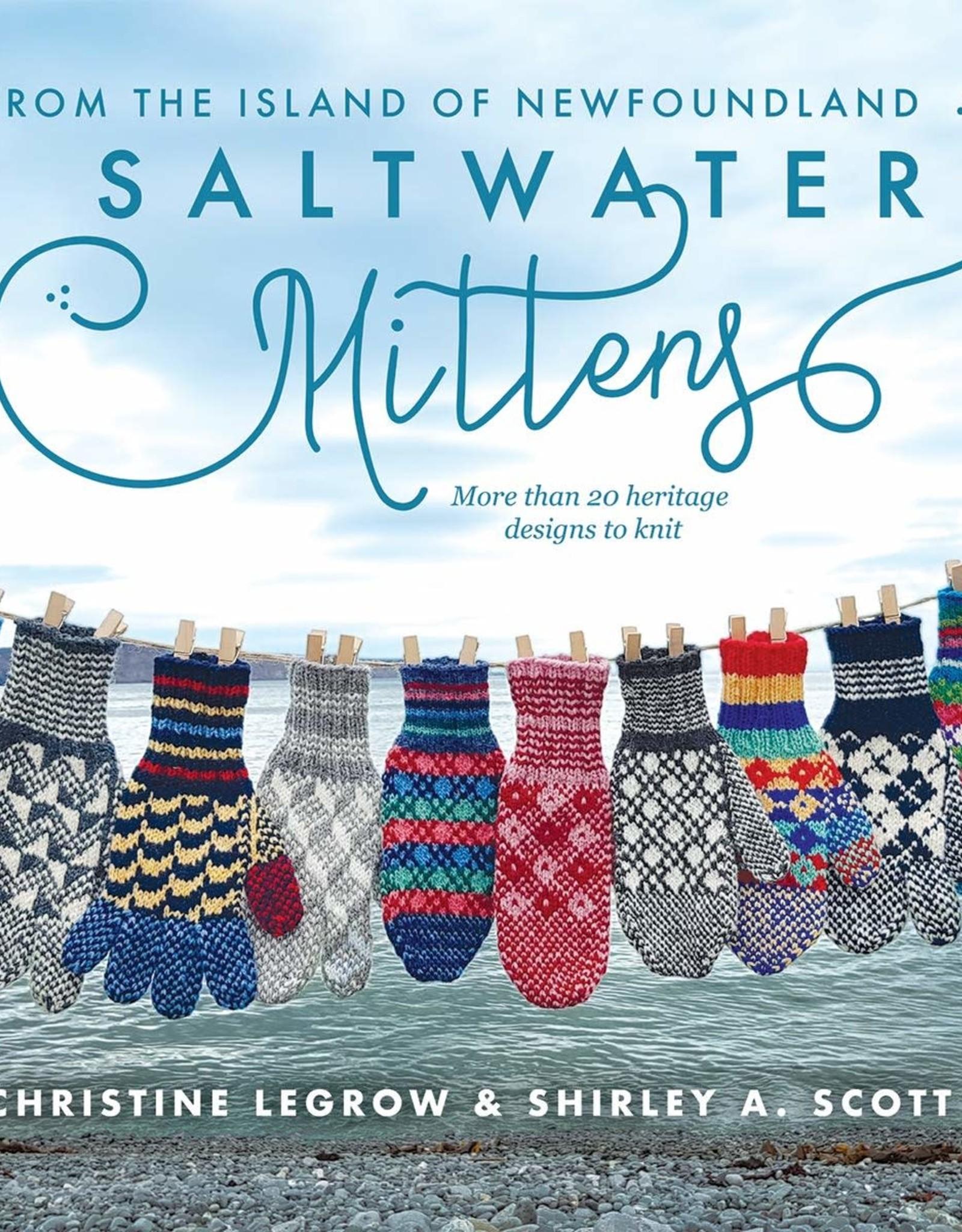 Book - Saltwater Mittens