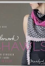 Book - Shawls Colourwork by Melanie Berg