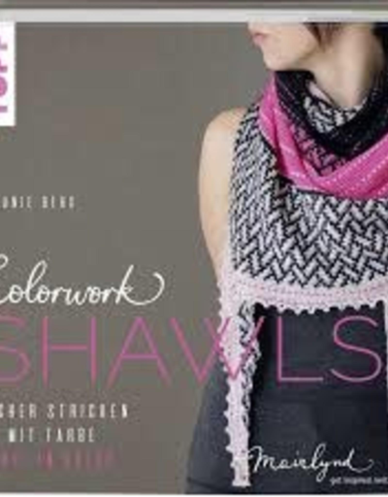 Book - Shawls Colourwork by Melanie Berg
