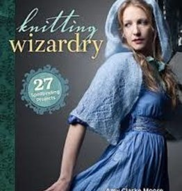Book - Knitting Wizardry