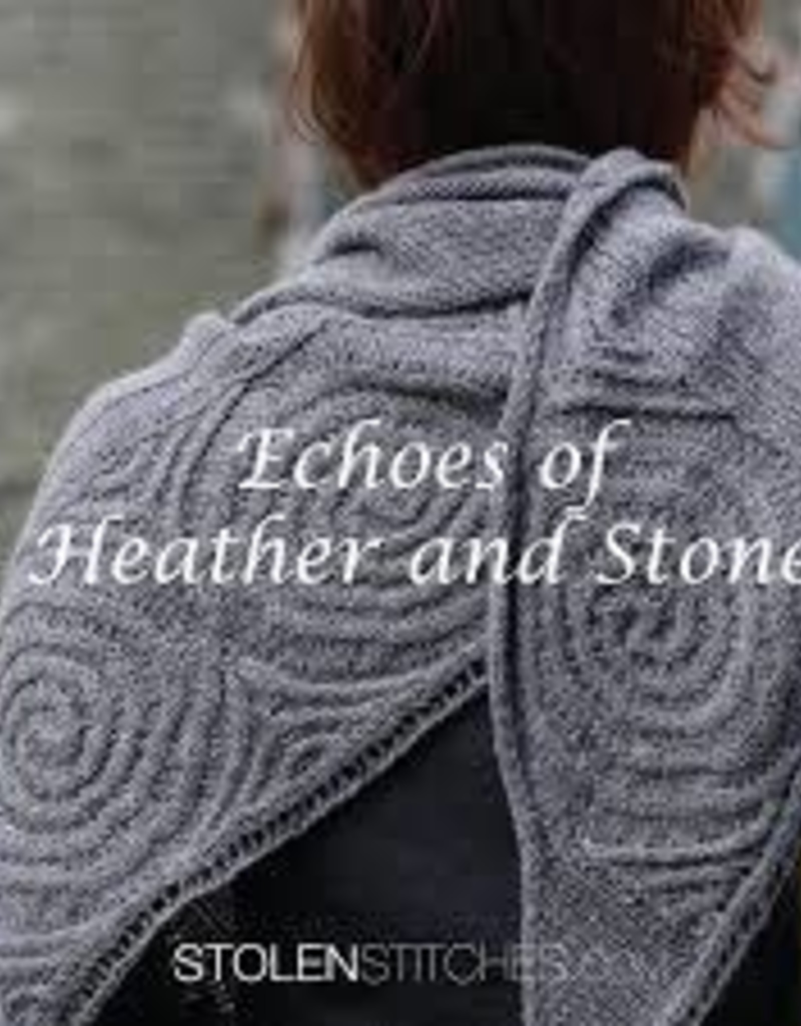 Book- Echoes of Heather and Stone by Feller