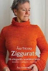 Book - Asa Tricosa - The Ziggurats Book