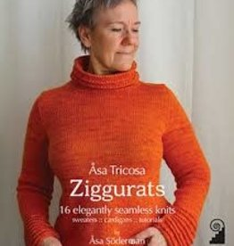 Book - Asa Tricosa - The Ziggurats Book