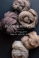 Book - Slow Knitting