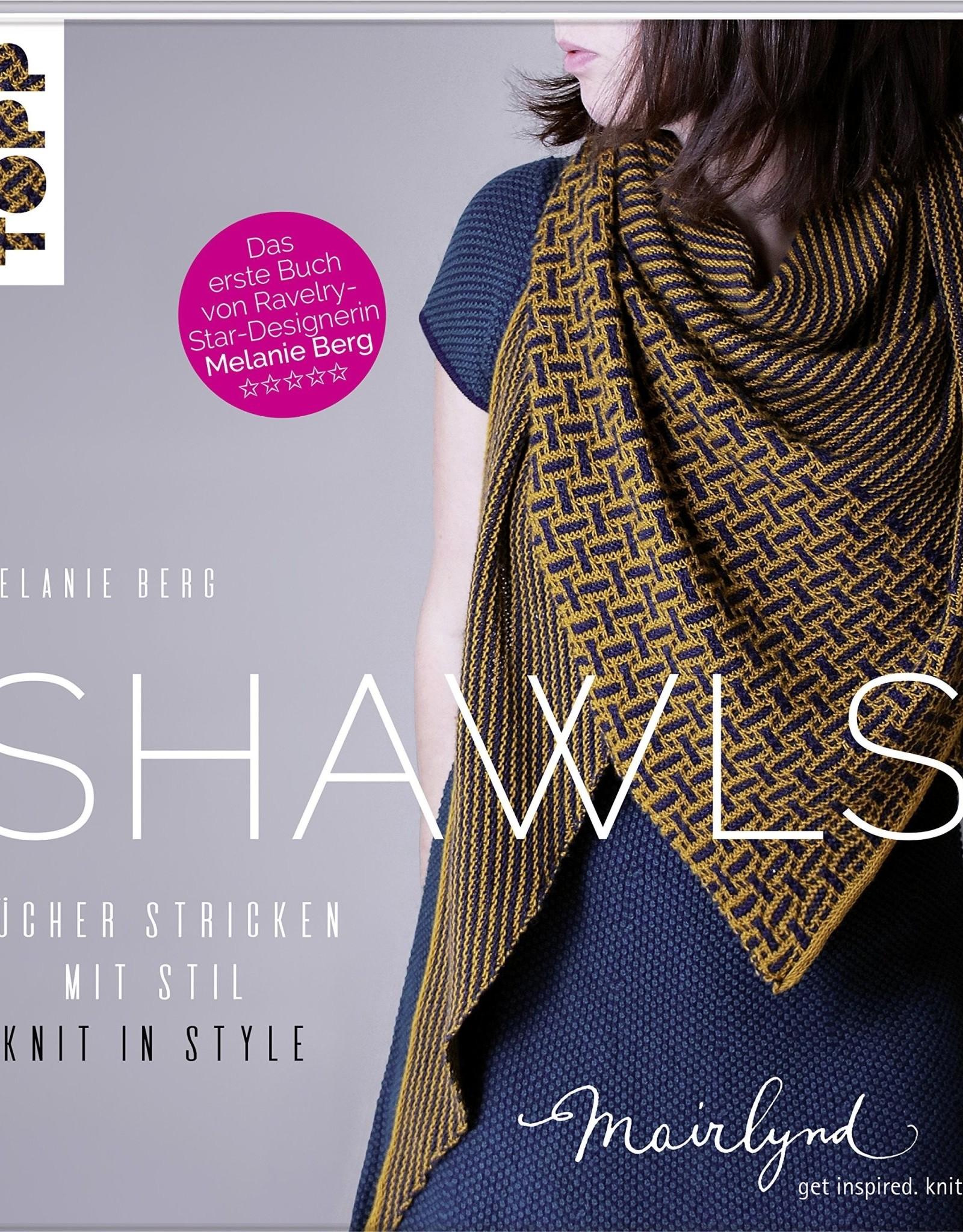 Book - Shawls by Melanie Berg
