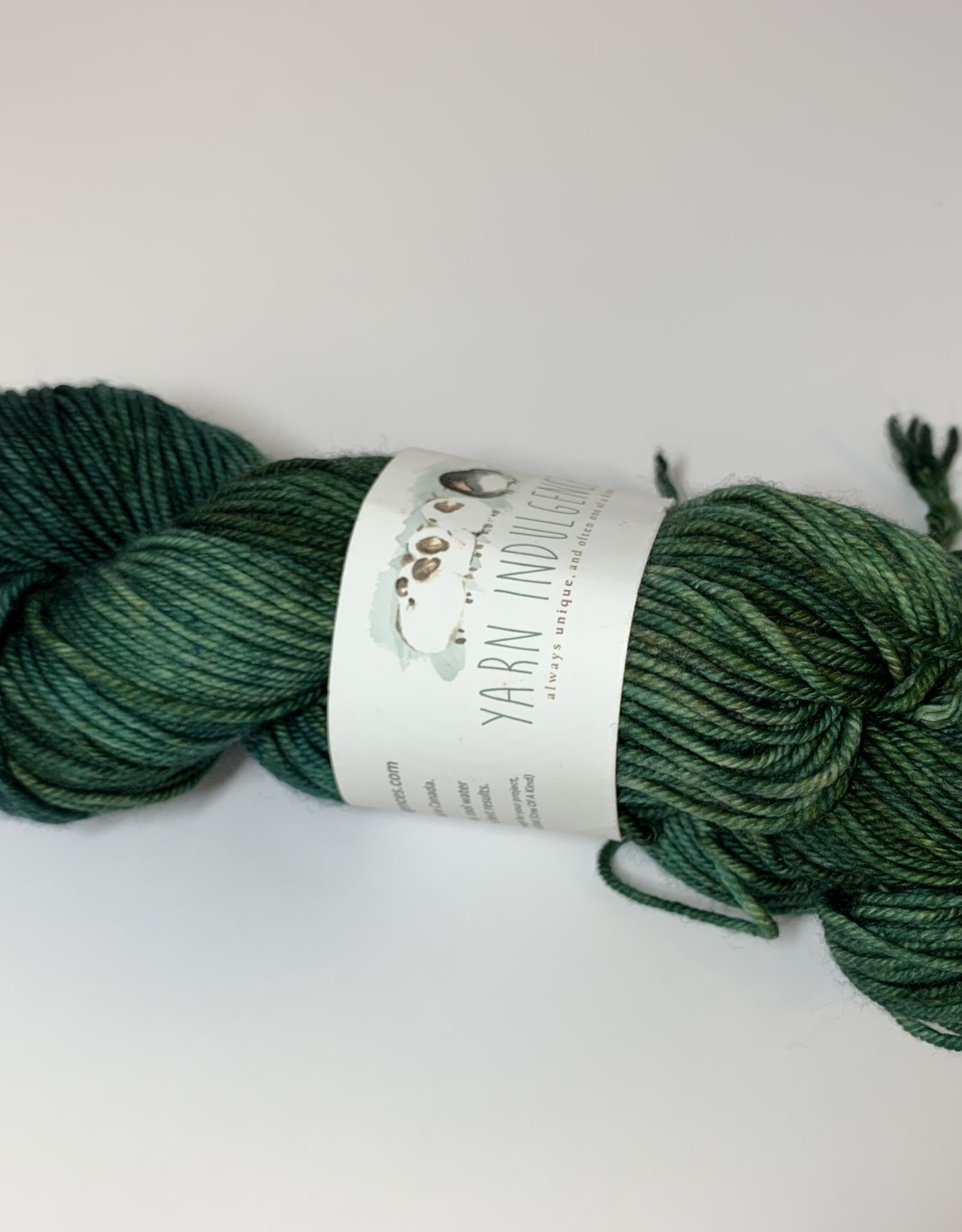 YI MCN Worsted - Pine Tree