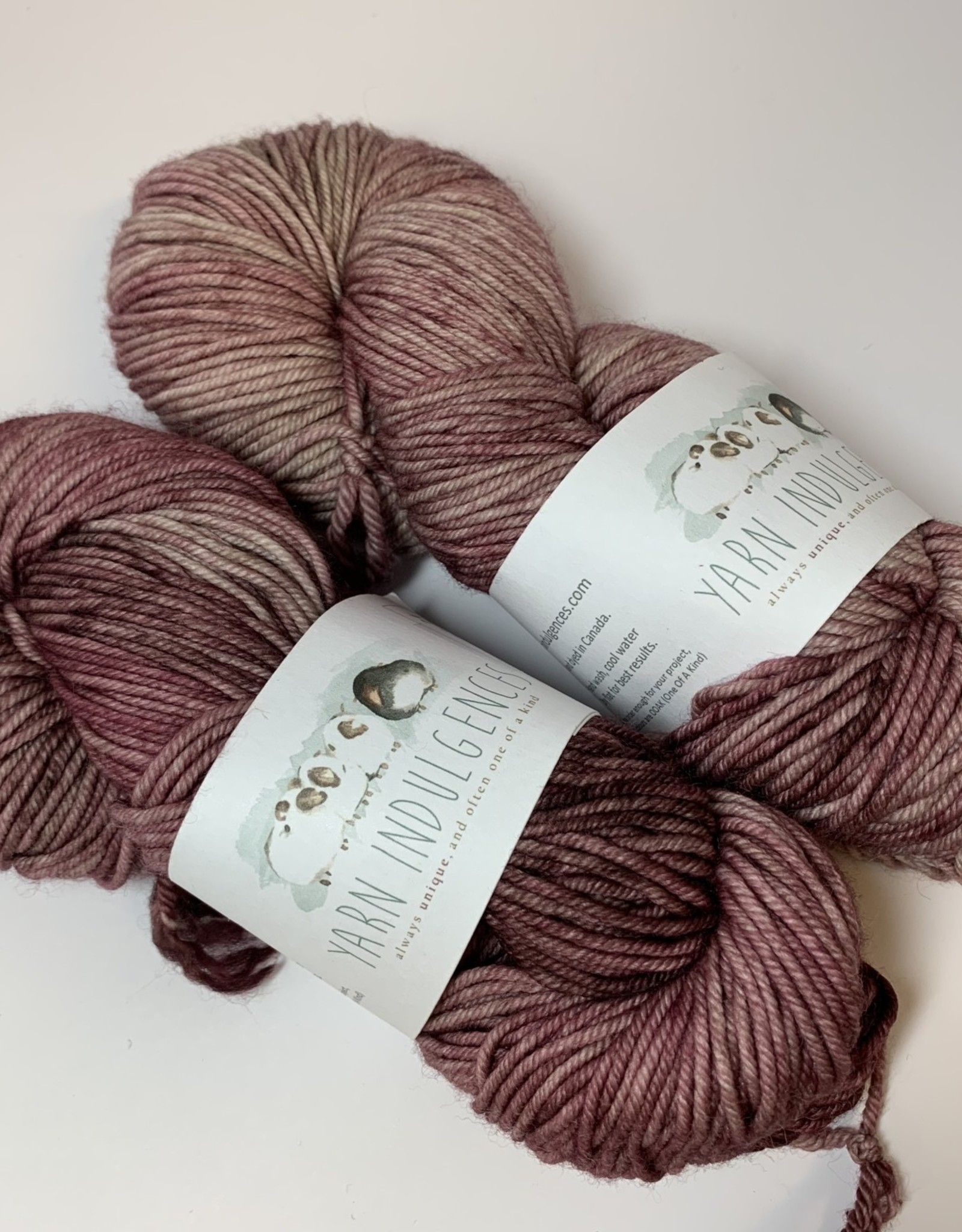 YI MCN Worsted - Ashberry