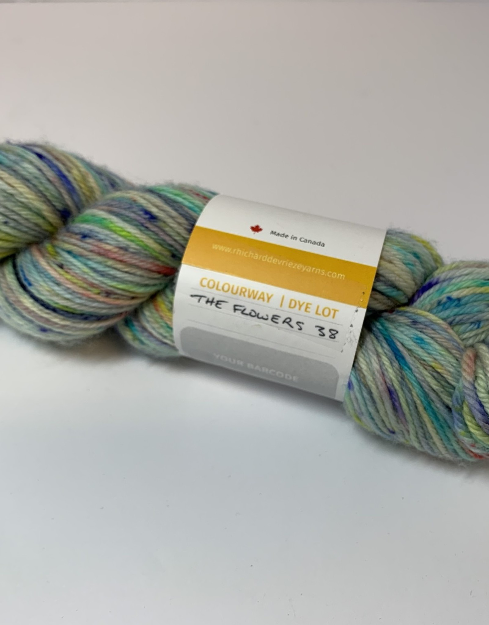 RD SW Worsted The Flowers