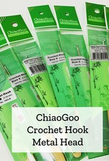 ChiaoGoo Metal Head Crochet - 2 mm