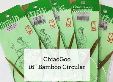 """16"""" Bamboo Circular"""