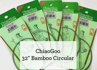 """32"""" Bamboo Circular"""