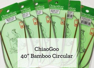 """40"""" Bamboo Circular"""