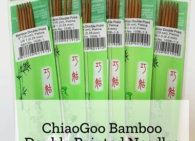 "6 "" Bamboo"
