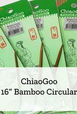 "ChiaoGoo Bam 16"" 3.25 mm"