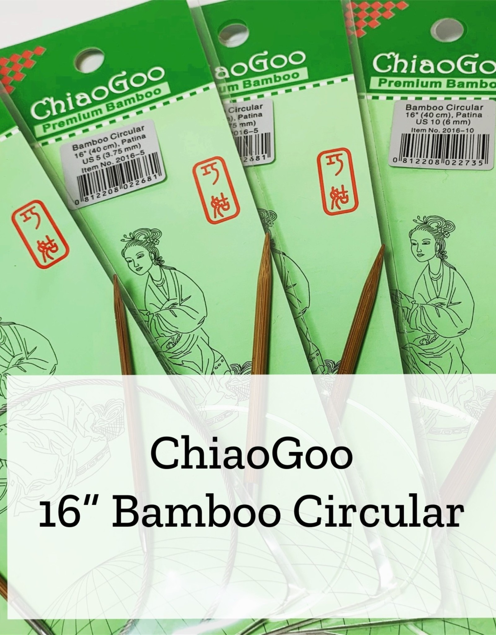 "ChiaoGoo Bam 16"" 5mm"