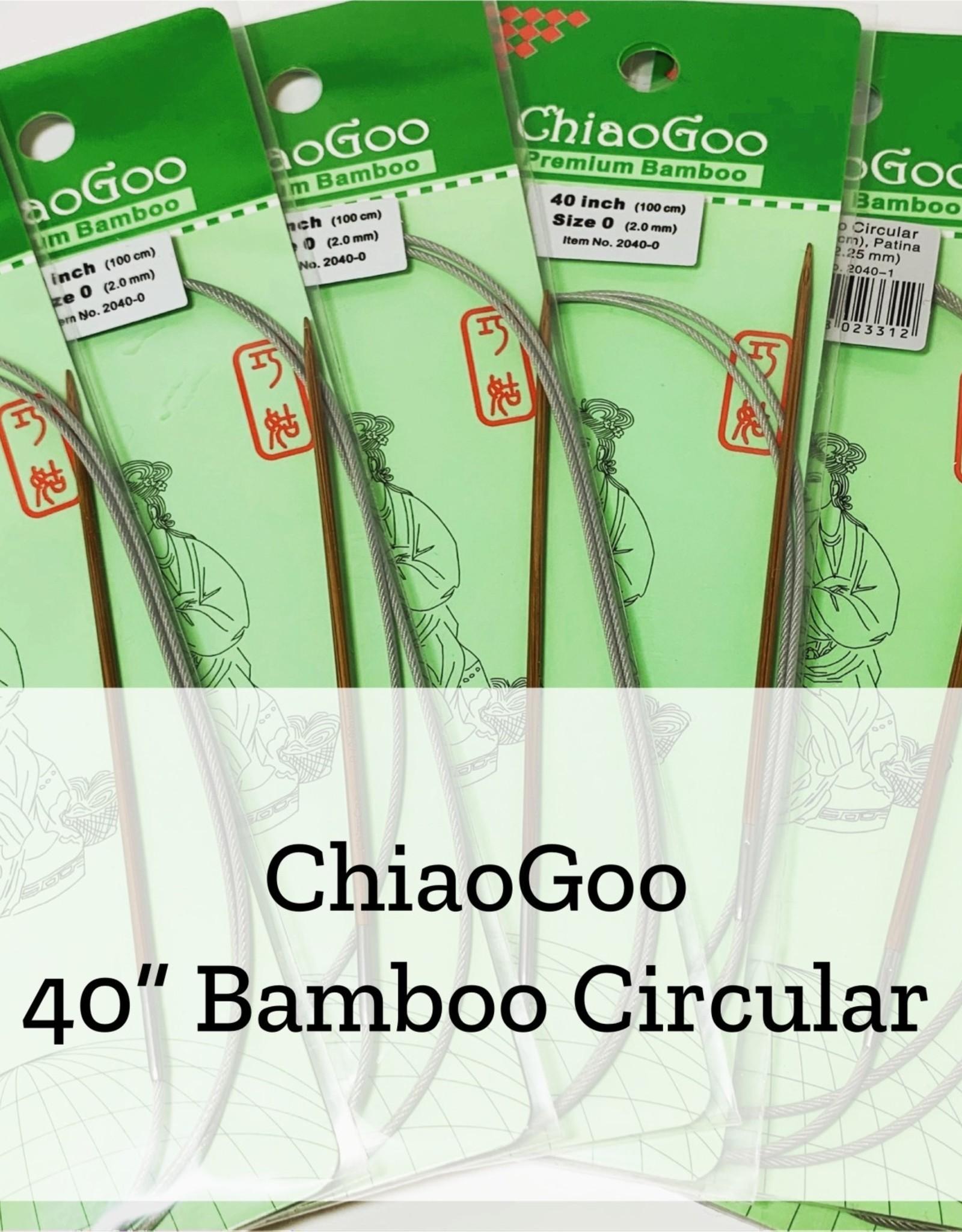 "ChiaoGoo Bam 40"" 4.5 mm"