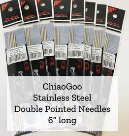 ChiaoGoo SS DPN - 2.5 mm