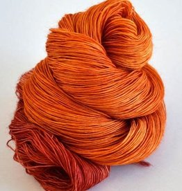 Riverside Studio - 80/20 Sock - Tangerine