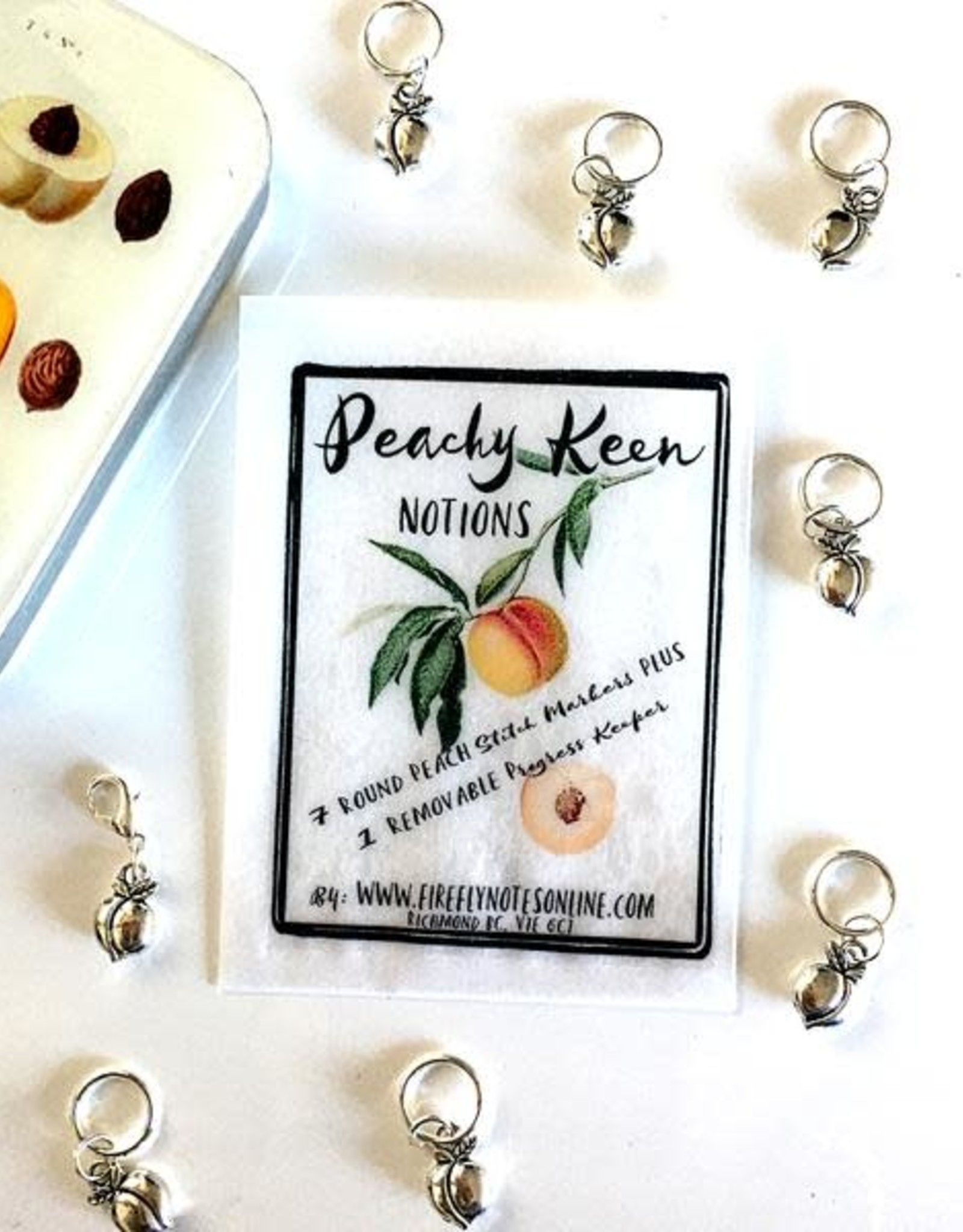 Firefly Notes - Peachy Keen