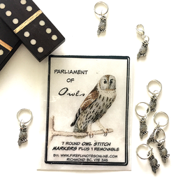 Firefly Notes - Owls
