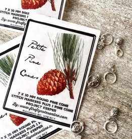 Firefly Notes - Petite Pine Cones